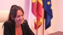 Inmaculada Herranz, consejera encargada de la coordinación del Plan de Garantías Ciudadanas