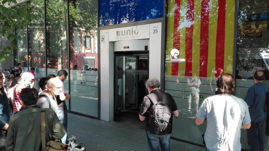 Unió inicia el proceso de liquidación de partido