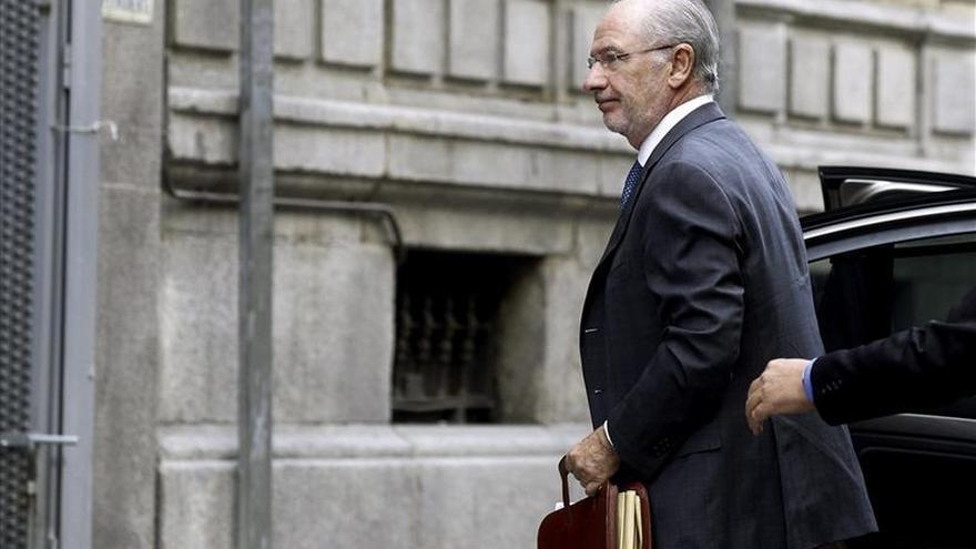 Anticorrupción recurre la negativa de Andreu a quedarse con el caso Rato