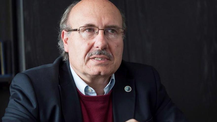 Rafael Rebolo es director del Instituto de Astrofísica de Canarias.
