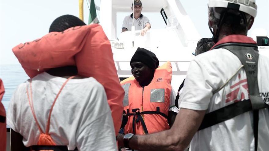 La Red Española de Inmigración valora que se conceda protección y asilo a los migrantes Aquarius
