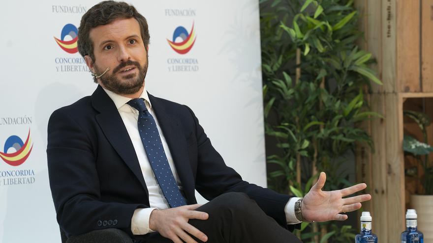 El adelanto electoral que pide el PP: Moncloa lo rechaza y Casado no lo quiere antes de su convención de otoño