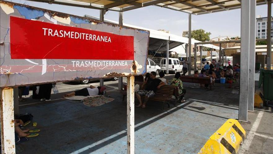 Muere por asfixia un magrebí dentro de una maleta tras 5 horas de travesía desde Melilla
