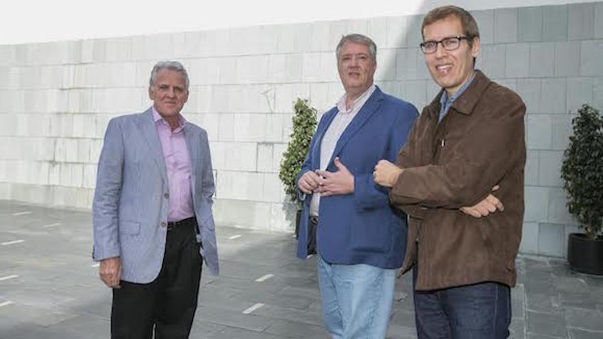 El Teatro Cuyás convoca un concurso de ideas para realizar un mural en sus instalaciones