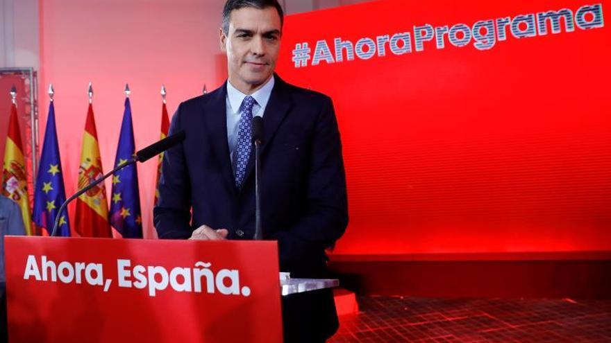 Sánchez promete actualizar las pensiones con el IPC en diciembre
