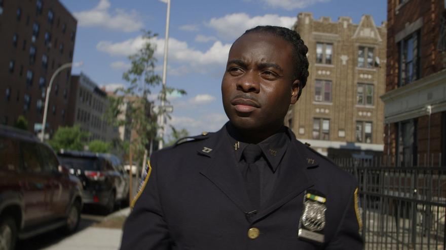 Edwin Raymond, en el documental Crime + Punishment