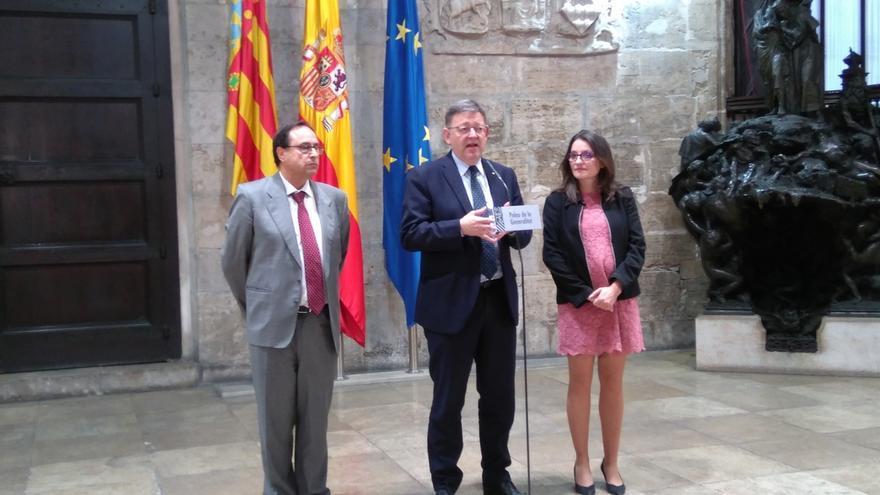 """Partidos valencianos plantean llevar la exigencia de la financiación fuera de la Comunitat: """"Hay espacio por conquistar"""""""