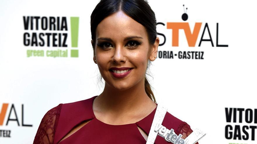 """Así celebró Cristina Pedroche su Premio Vertele en 'Zapeando': """"Es como los nuestros, pero en caro"""""""