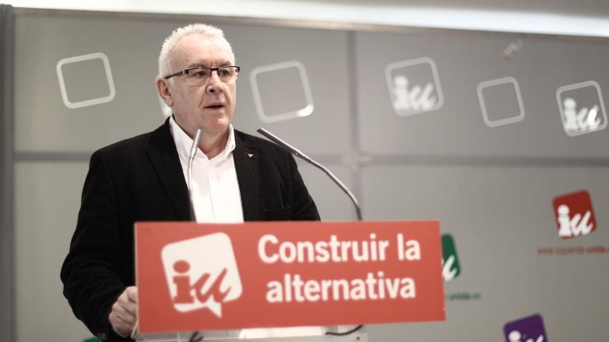 IU abre un espacio en Internet para que la ciudadanía le transmita sus aportaciones para las elecciones europeas