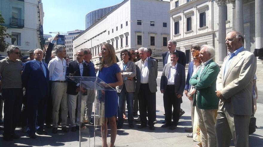 """La plataforma Libres e Iguales: """"Hoy los nacionalistas han levantado un muro de exclusión en Cataluña"""""""