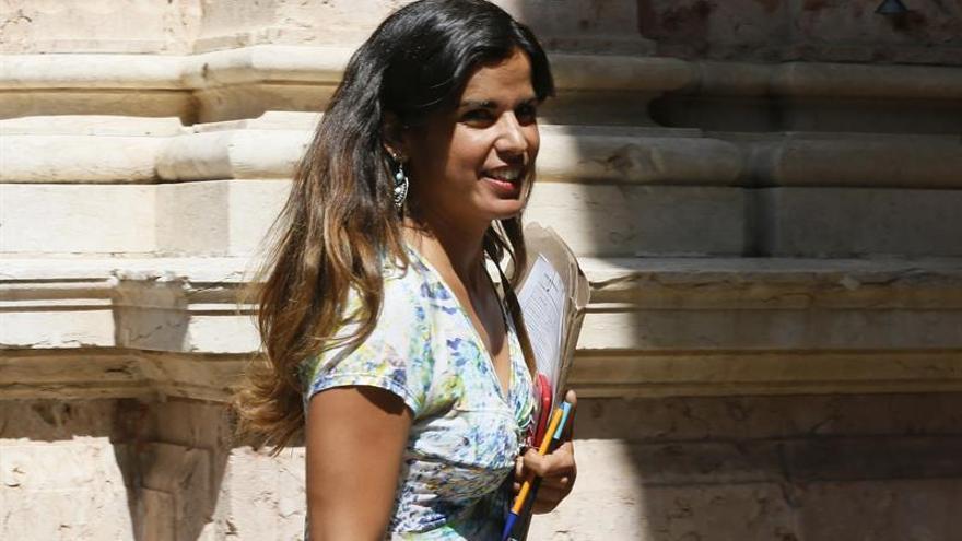 """Teresa Rodríguez dice PP usa víctimas terrorismo como """"martillo de herejes"""""""