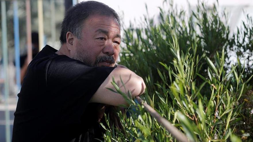 Ai Weiwei traduce en arte el drama de los refugiados