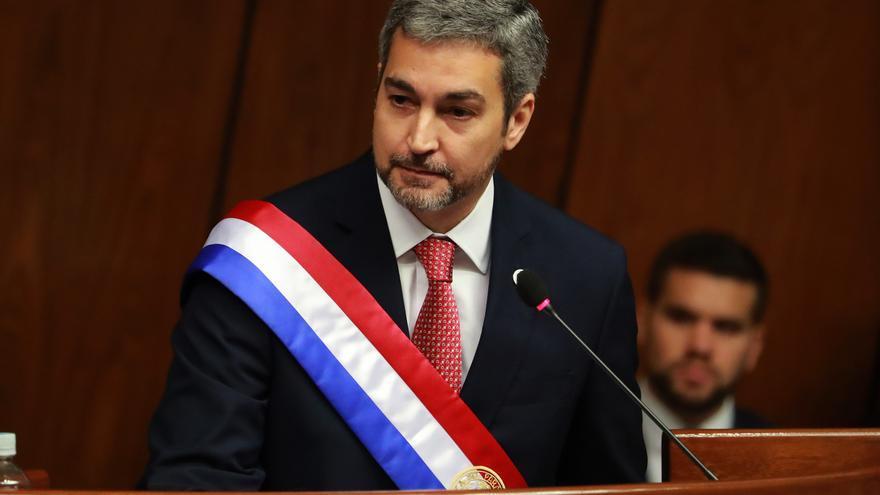 El presidente paraguayo rendirá su segundo informe de gestión en pandemia