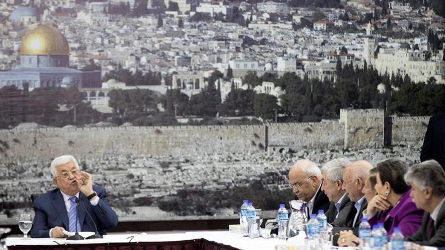 Los palestinos condenan el veto de EEUU en la ONU a la resolución sobre Jerusalén