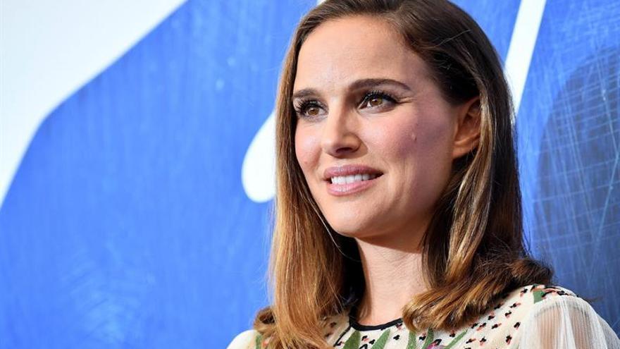 Natalie Portman cancela su visita a Israel para recibir el Premio Genesis