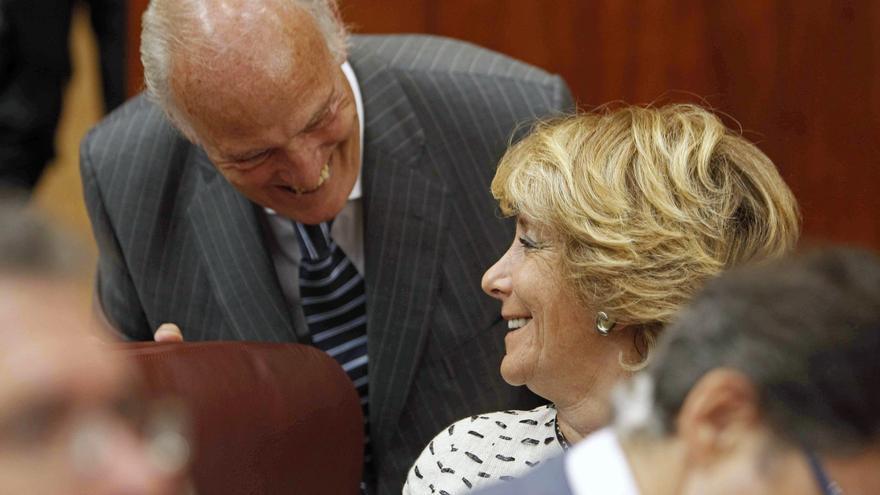 El presidente de la Asamblea de Madrid inicia mañana contactos para buscar candidato