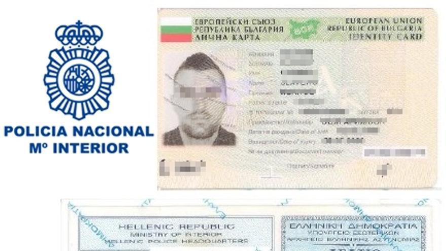 Detenidas en Lanzarote dos personas de origen albanés por falsedad documental