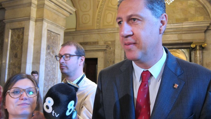 """Albiol cree que Homs fue """"más chulo que un ocho"""" el 9N y debe asumir consecuencias"""