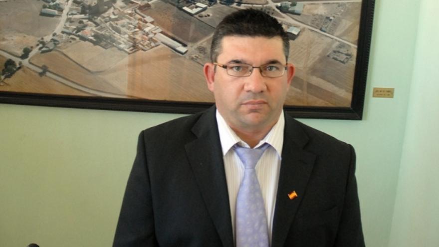 José María Saiz es el alcalde de Villar de Cañas