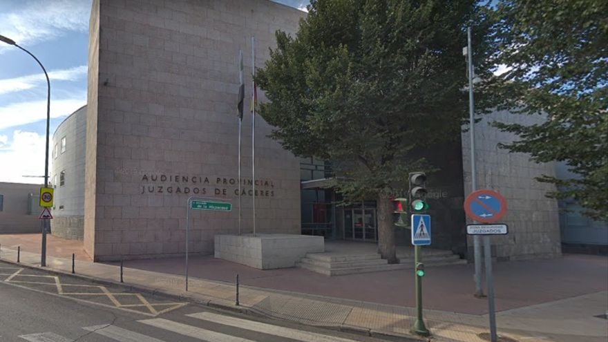 Audiencia Provincial de Cáceres