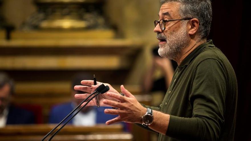 """La CUP mantiene su """"tarjeta roja"""" al Govern, al que ve como una """"barrera"""""""