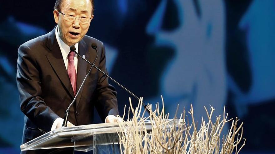 Ban Ki-moon acusa a los líderes sursudaneses de decepcionar al mundo