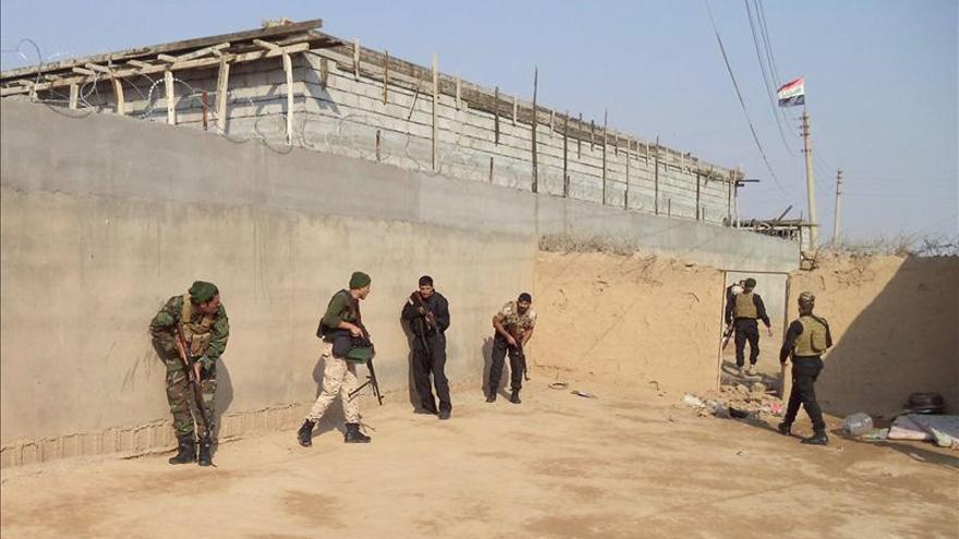 Mueren 91 yihadistas y 17 soldados iraquíes en operaciones militares en Irak