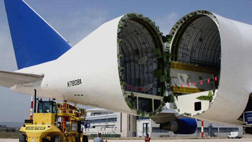 Aernnova es uno de los principales suministradores de las principales compañías aeronáuticas.