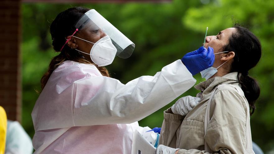 EE.UU. supera los seis millones de casos y roza las 183.500 muertes por COVID-19