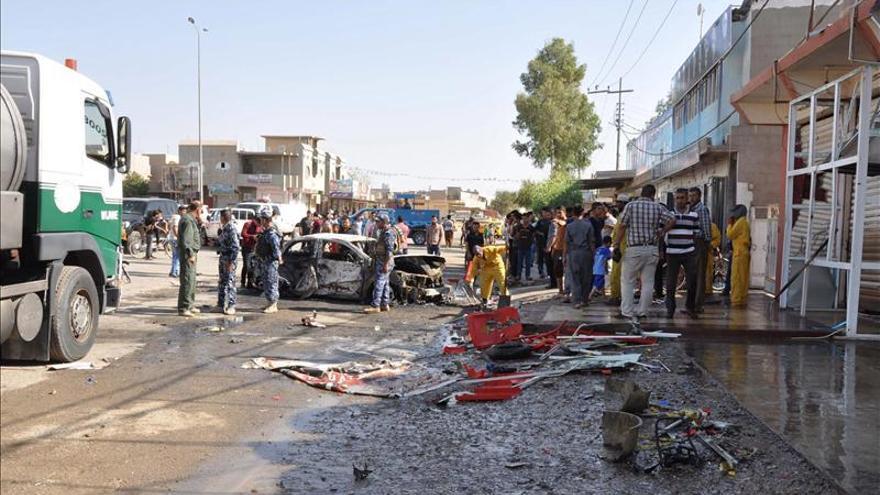 Más de 1.200 muertos en actos de violencia en octubre en Irak, según la ONU