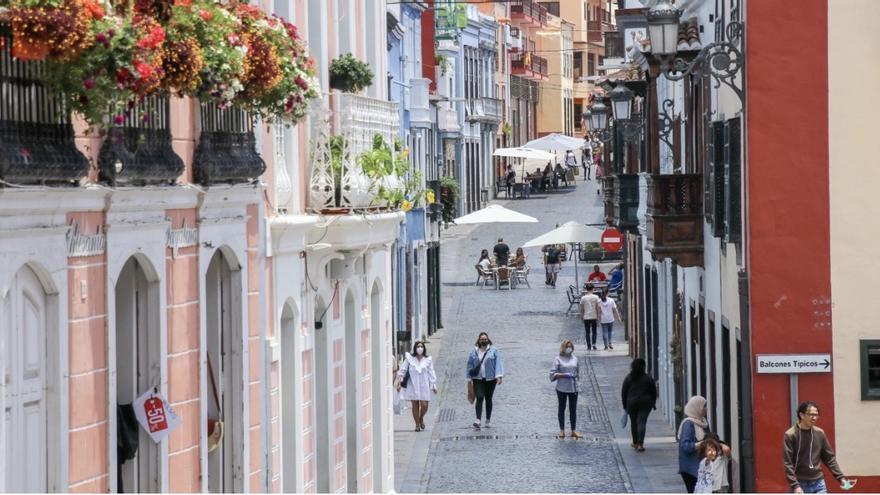 La Palma registra 3 nuevos positivos intrafamiliares por Covid-19