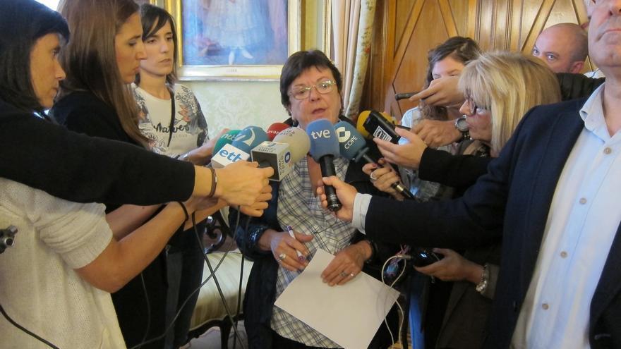 Beaumont lanza un mensaje de tranquilidad a los ciudadanos tras el terremoto de esta mañana en Pamplona