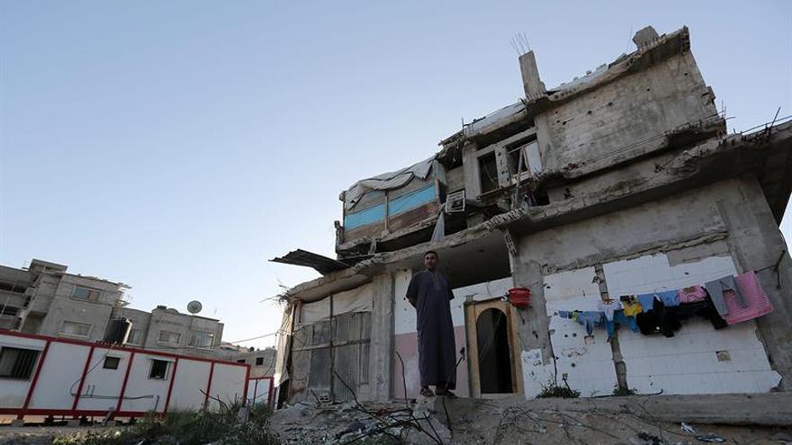 El Ejército israelí bombardea posiciones de Hamás en Gaza tras disparos