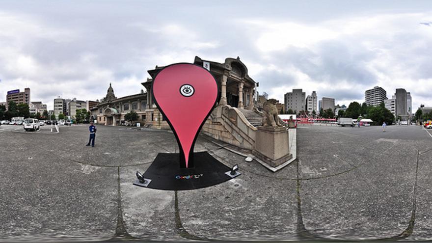 Google lanzó su servicio de mapas 'online' en 2005