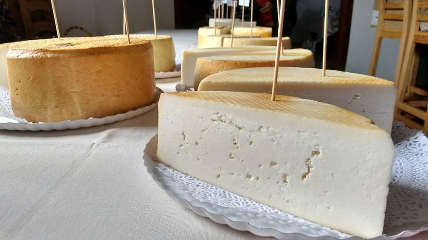 El queso de Garafía cuenta con un gran reconocimiento entre los consumidores.