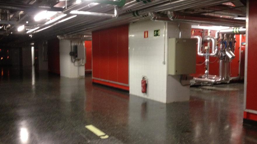 Nos colamos en los sótanos del Museo Thyssen para ver sus entrañas.
