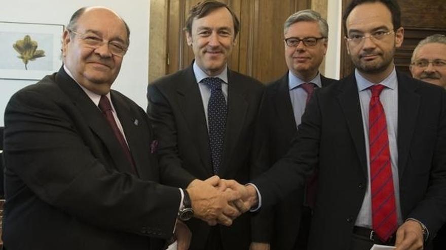 Foro firma el pacto contra el yihadismo pero critica que PSOE y PP no hayan buscado mayores consensos