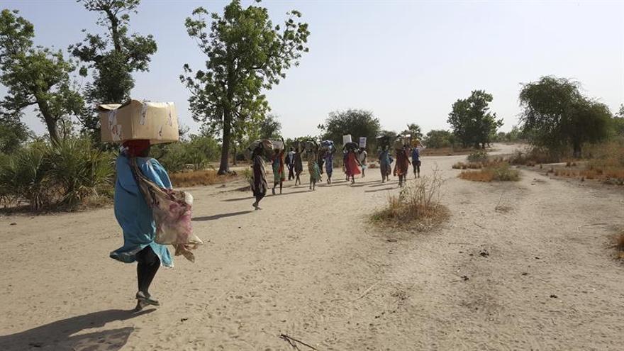 Hambruna en Sudán del Sur: un grito por los que mueren aislados en la guerra