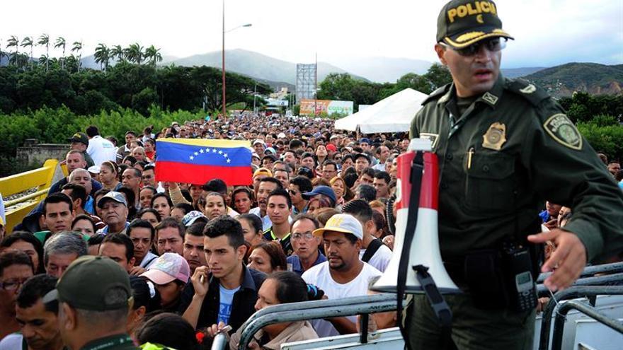 Colombia y Venezuela descartan nuevos corredores humanitarios en la frontera