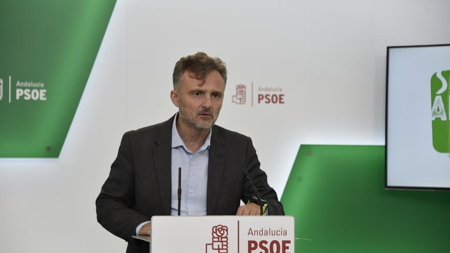 """PSOE-A afea el barómetro """"chapucero"""" que busca """"satisfacer el ego"""" de la Junta a la que acusa de """"cocinar"""" datos"""