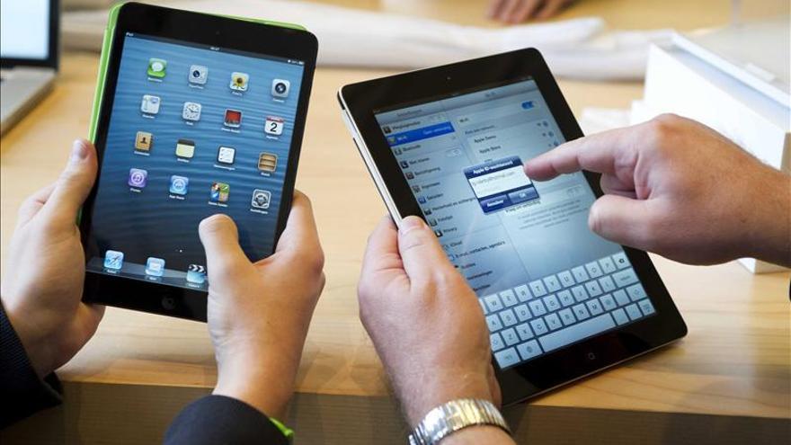Apple anuncia el lanzamiento de un iPad con 128 GB