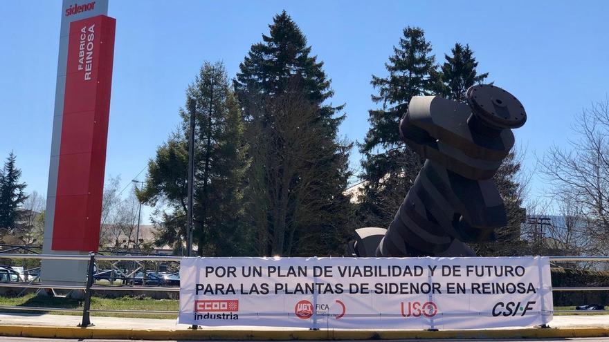 El Gobierno da el visto bueno al plan de NFL para la planta de piezas de Sidenor