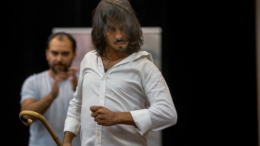 Farruquito lleva este sábado al Maestranza su nuevo espectáculo 'Baile moreno'
