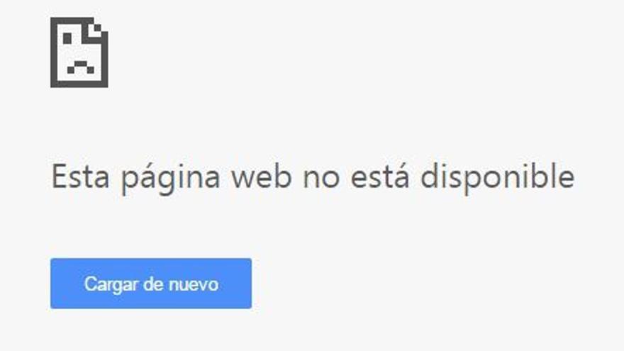 colapso, web, oposiciones, laborales, Extremadura