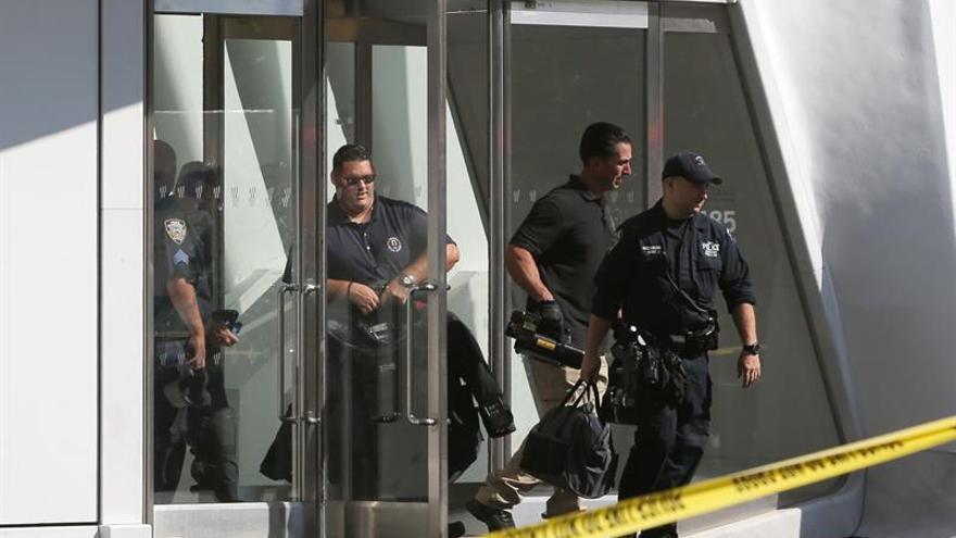 Autoridades descartan una amenaza en un paquete del World Trade Center de Nueva York