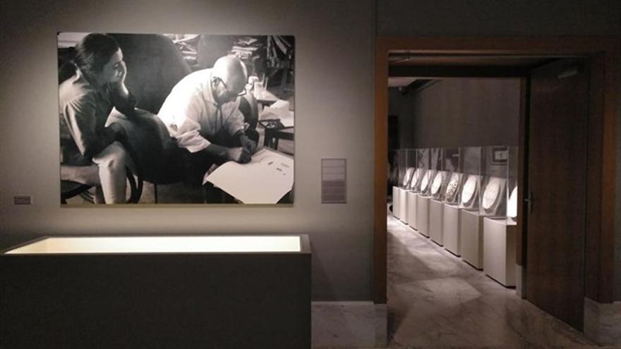 Exposició: 'Picasso – Cela: dibuixos, escrits i ceràmiques. Col·lecció Gabarrón'