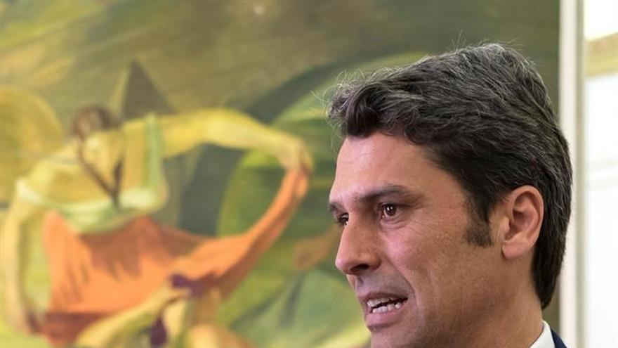 El exdelegado del Gobierno en Canarias, Enrique Hernández Bento