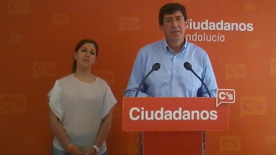 """C*s Andalucía lamenta la """"parsimonia"""" de Rajoy y advierte que no son decisivos como el PSOE"""