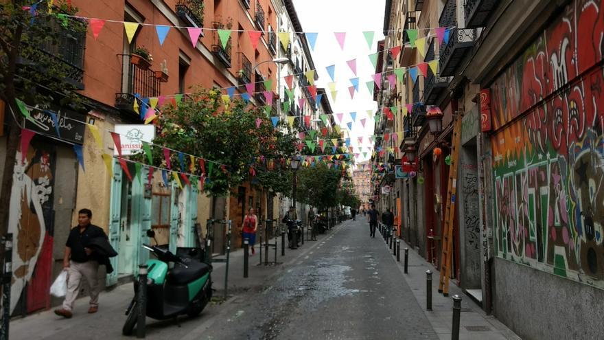 Calle San Vicente Ferrer | SOMOS MALASAÑA