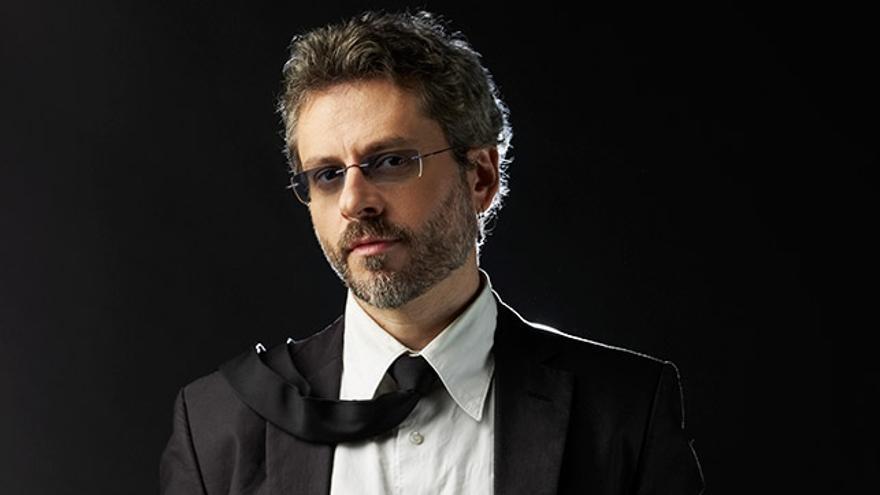 El director de cine Juanma Bajo Ulloa.
